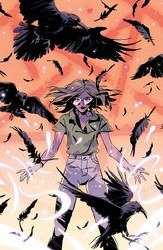 An Unkindness Of Ravens #5 (of 5) Cover C 1:10 Ratio Incentive Pius Bak Variant Cover