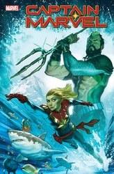 Captain Marvel Vol 9 #25 Cover A Regular Jorge Molina Cover