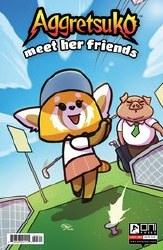 Aggretsuko Meet Her Friends #3 Cover A Regular Megan Huang Cover