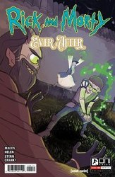 Rick And Morty Ever After #4 Cover A Regular Emmett Helen Cover