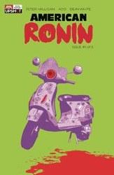 American Ronin #4 (Of 5) (Mr)