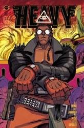Heavy #5 Cover A Regular Eryk Donovan Cover