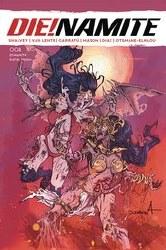 DieNamite #4 Cover L 1:10 Ratio Incentive Sergio Davila Zombie Variant Cover