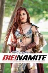 DieNamite #4 Cover E Variant Savannah Polson Cosplay Photo Cover
