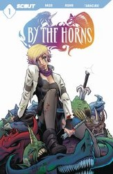 By The Horns #1 (of 6) Cover A Regular Jason Muhr Cover