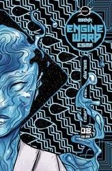 Engineward #8 Cover A Regular Joe Eisma Cover