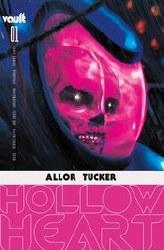Hollow Heart #1 Cover A Regular Paul Tucker Cover