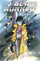 Blade Runner 2029 #3 Cover A Regular Peach Momoko Cover