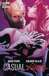 Casual Fling #1 (of 5) Cover B Variant Mike Deodato Jr Cover