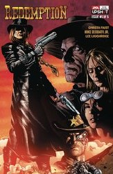Redemption #1 (of 5) Cover A Regular Mike Deodato Jr Cover