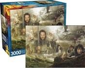 Aquarius Lord Of The Rings Saga 3000pc Puzzle