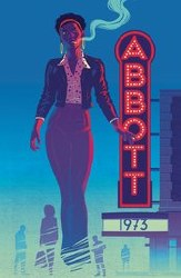 Abbott 1973 #2 (of 5) Cover B Variant Raul Allen Cover