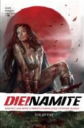 DieNamite #5 Cover A Regular Lucio Parrillo Cover