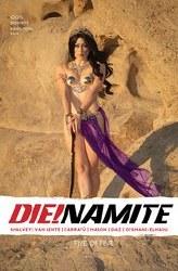 DieNamite #5 Cover D Variant Rachel Hollon Cosplay Photo Cover
