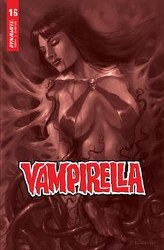 Vampirella Vol 8 #16 Cover K 1:15 Incentive Lucio Parrillo Tint Cover