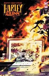 Batman White Knight Presents Harley Quinn #5 (of 6) Cover B Variant Matteo Scalera Cover