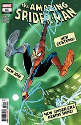 Amazing Spider-Man Vol 5 #61 Cover A Regular Patrick Gleason Cover