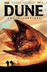 Dune House Atreides #2 Cover F 2nd Printing
