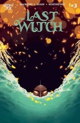 Last Witch #3 (of 5) Cover A Regular VV Glass Cover