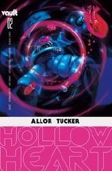 Hollow Heart #2 Cover A Regular Paul Tucker Cover