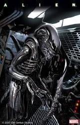 Alien #1 Cover I 1:25 Ratio Incentive Salvador Larroca Variant Cover