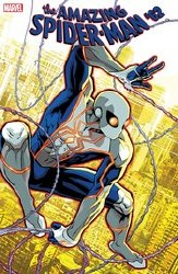 Amazing Spider-Man Vol 5 #62 Cover C 1:10 Ratio Incentive Dustin Weaver Design Variant Cover