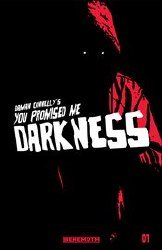 You Promised Me Darkness #1 Cover A Regular Sebastian Cover