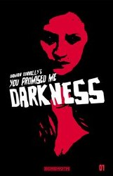 You Promised Me Darkness #1 Cover B Variant Yuko Cover