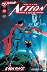 Action Comics Vol 2 #1029 Cover A Regular Phil Hester & Eric Gapstur Cover