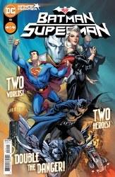 Batman Superman Vol 2 #16 Cover A Regular Ivan Reis & Danny Miki Cover