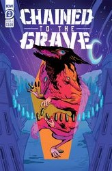 Chained To The Grave #3 (of 5) Cover A Regular Kate Sherron Cover