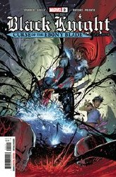 Black Knight Curse Of The Ebony Blade #2 (of 5) Cover A Regular Iban Coello Cover