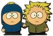 South Park Craig X Tweek Pin