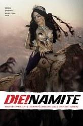 DieNamite #4 Cover F Variant Rachel Hollon Zombie Cosplay Photo Cover