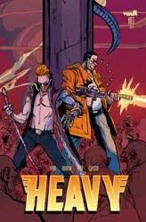 Heavy #6 Cover A Regular Eryk Donovan Cover