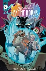 By The Horns #2 (Of 7) Cover A Regular Jason Muhr Cover