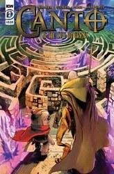 Canto & The City Of Giants #2 (of 3) Cover A Regular Sebastian Piriz Cover