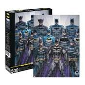 Aquarius Batman Batsuits 500pc Puzzle