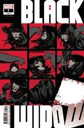 Black Widow Vol 8 #7 Cover A Regular Adam Hughes Cover