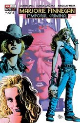 Marjorie Finnegan Temporal Criminal #1 (of 8) Cover B Variant Mike Deodato Jr Cover