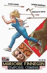 Marjorie Finnegan Temporal Criminal #1 (of 8) Cover C Variant Frank Cho Cover