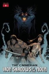 Cimmerian Iron Shadows In The Moon #3 Cover A Regular Christian DiBari Cover