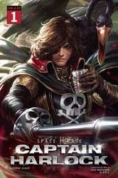Space Pirate Captain Harlock #1 Cover A Regular Derrick Chew Cover