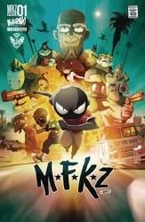 MFKZ #1 Cover A Regular Run Cover