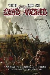 Voices From The Deadworld Trade Paperback