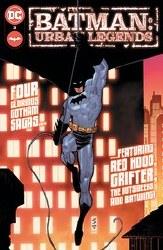 Batman Urban Legends #3 Cover A Regular John Romita Jr & Klaus Janson Cover