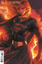 """Dark Nights: Death Metal #3 (of 6) Cover D Stanley """"Artgerm"""" Lau Variant Cover"""