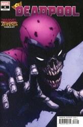 Deadpool V.7 #6 Cover B Khoi Pham Marvel Zombies Variant Cover