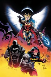 Dark Nights Death Metal #1 (of 6) Cover A Greg Capullo Main Cover