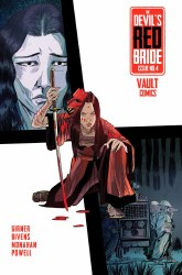 Devils Red Bride #4 Cover A Regular John Bivens Cover